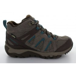 OUTMOST VENT MID GTX TAUPE BLEU