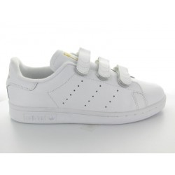 STAN SMITH CF BLANC OR