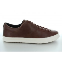 CHASSIS CUIR MARRON