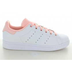 STAN SMITH J BLANC SAUMON