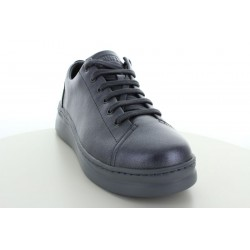 RUNNER UP CUIR ANTHRACITE METAL