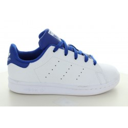 STAN SMITH C BLANC BLEU