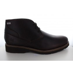 PAXFOAM MID CUIR GRAS MARRON